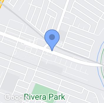 Map of El Pollo Loco