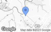 Map of Norcross, GA