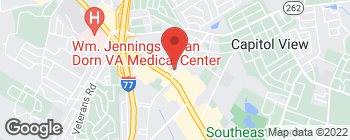 Map of 795 Greenlawn Dr in Columbia