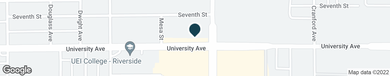 Google Map of1745 UNIVERSITY AVE