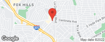 Map of 6820 La Tijera Blvd in Los Angeles
