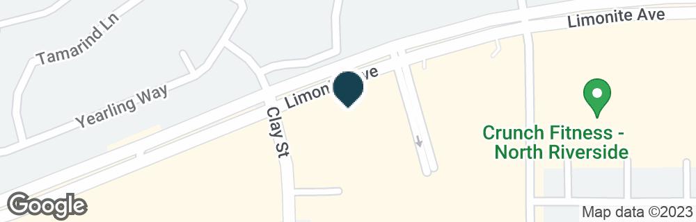 Google Map of8044 LIMONITE AVE