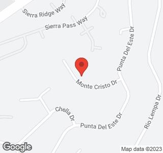16445 Monte Cristo Drive