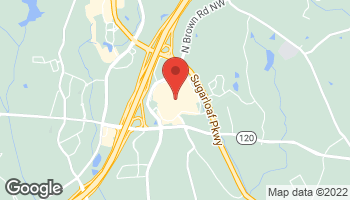 Map of 5900 Sugarloaf Pkwy in Lawrenceville
