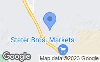 Map of Calimesa, CA