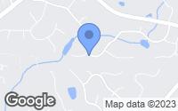 Map of Kennesaw, GA