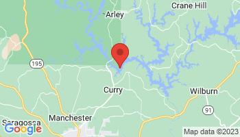 Map of Arley