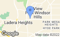 Map of View Park-Windsor Hills, CA