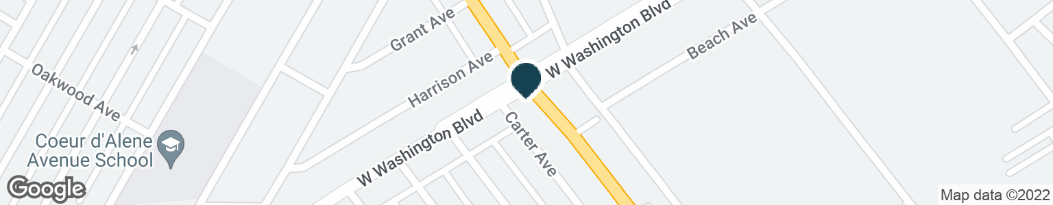 Google Map of4009 LINCOLN BLVD