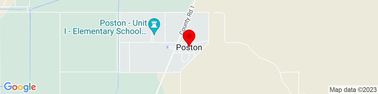 Google Map of 33.9905733, -114.3963424