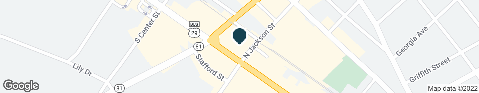 Google Map of10 E MAY ST