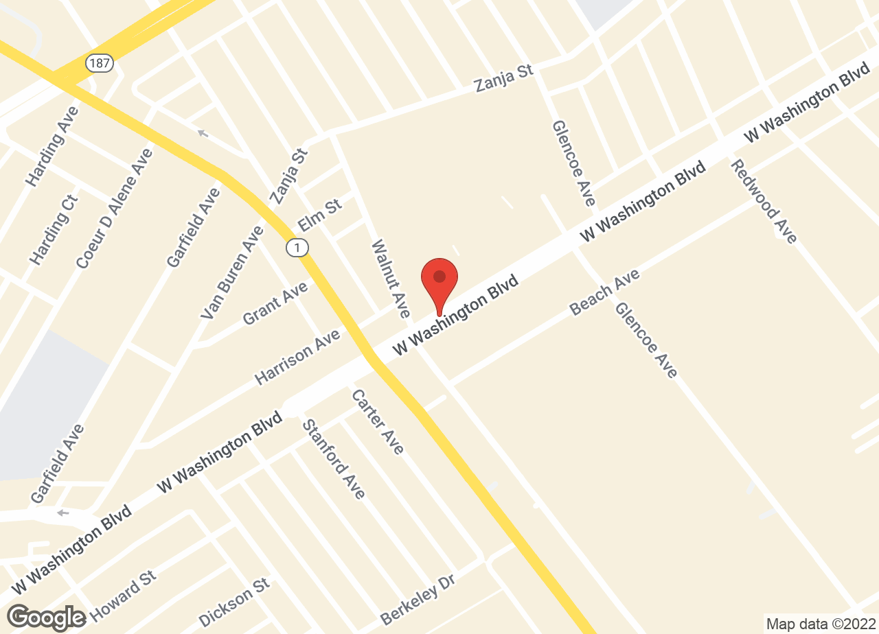 Google Map of VCA Bay Cities Animal Hospital