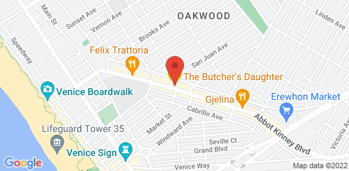 Directions to The Butcher's Daughter