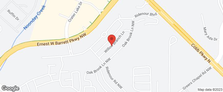 1803 Willow Branch Lane NW Kennesaw GA 30152