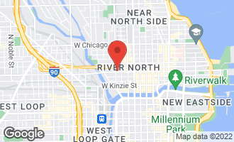Map of 330 West Grand Avenue #1902 CHICAGO, IL 60654