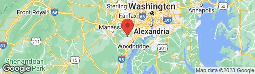Map of 3300 SHEARWATER COURT WOODBRIDGE, VA 22192