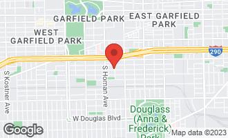 Map of 3300 West Lexington Street CHICAGO, IL 60623
