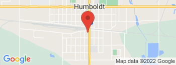 Google Map of 331+Main+Street+South%2CHumboldt%2CSaskatchewan+S0K+2A0