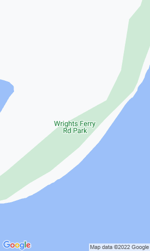Google Map of 3310 Wrights Ferry Road+Knoxville+TN+37777