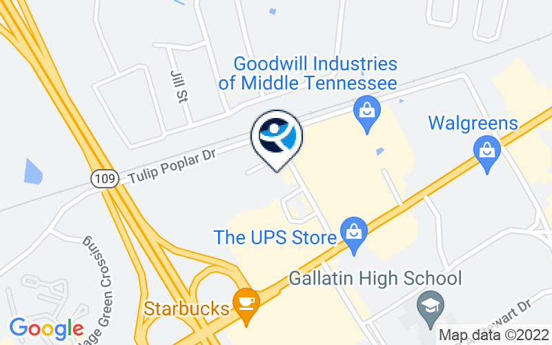 Centerstone - Gallatin Location and Directions