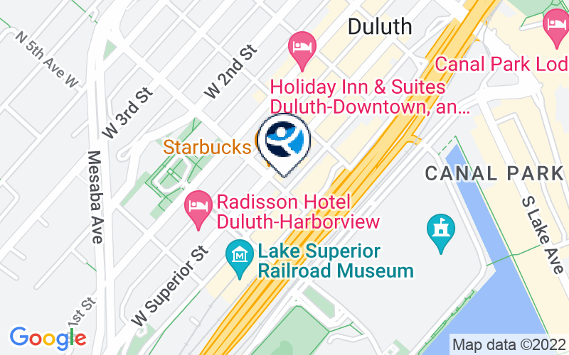 Nystrom & Associates - Duluth Location and Directions