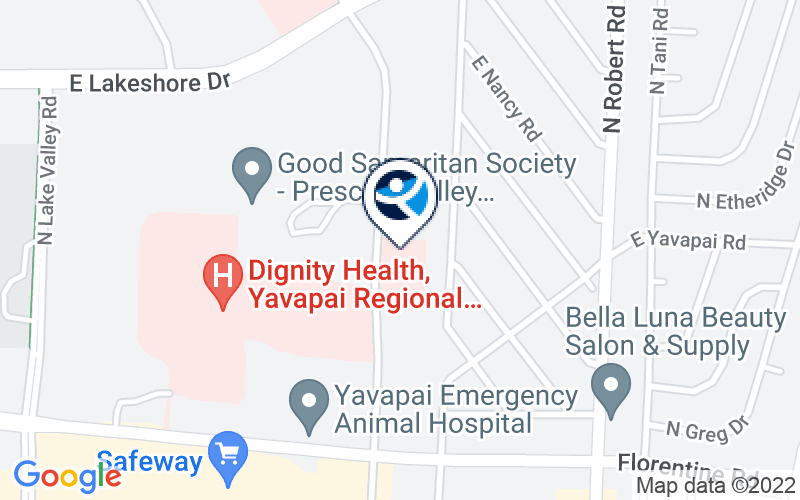 West Yavapai Guidance Clinic Location and Directions