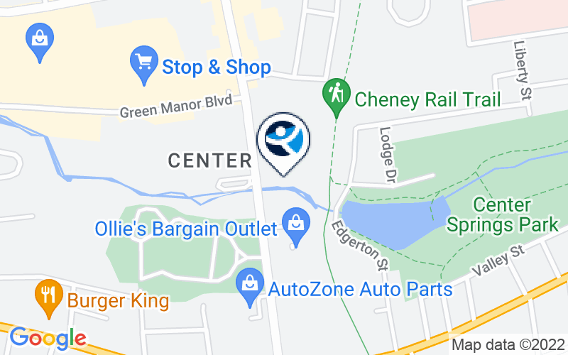 Hartford Dispensary - Manchester Location and Directions