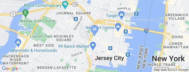 Merseles Studios at Jersey City Theater Center