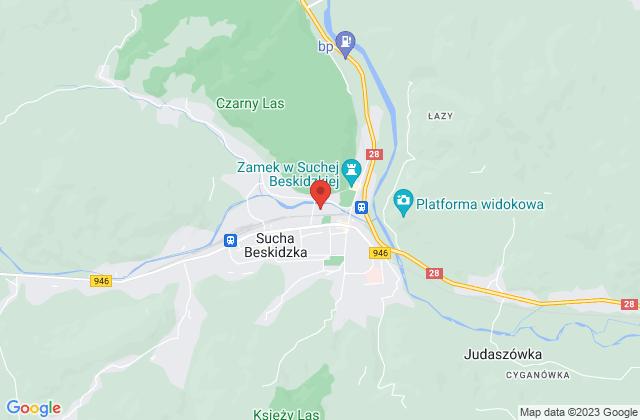 Wyświetl P.U.H. Gazoex Sp.jawna na mapie