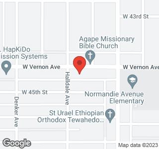 1448 W Vernon Avenue