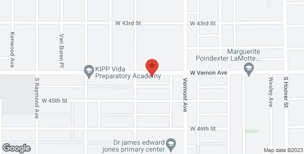 1038 W Vernon Avenue Los Angeles CA 90037