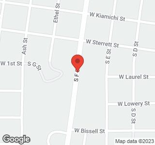 810 S F Street