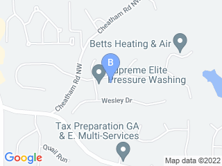 Map of Family Friend Pet Sitting Dog Boarding options in Acworth | Boarding