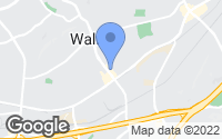 Map of Walnut, CA