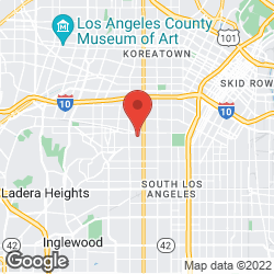 L A Voices Fosterparent Association on the map
