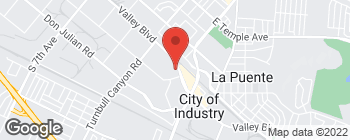 Mapa de 15448 Valley Blvd en City Of Industry