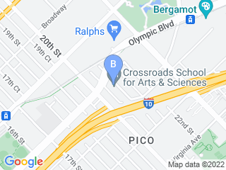Map of Fitdog Sports Club Dog Boarding options in Santa Monica | Boarding