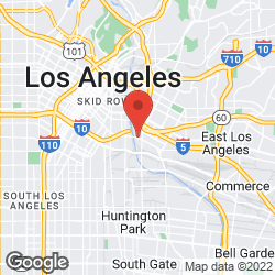 24HR Upholstrey Los Angeles on the map