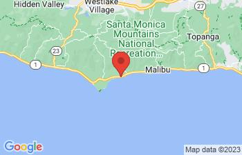 Map of Malibu