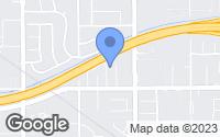 Map of Chino, CA