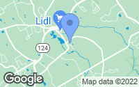 Map of Lawrenceville, GA