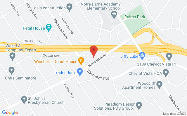 static image of 10801 National Blvd, Suite 436, Los Angeles, California