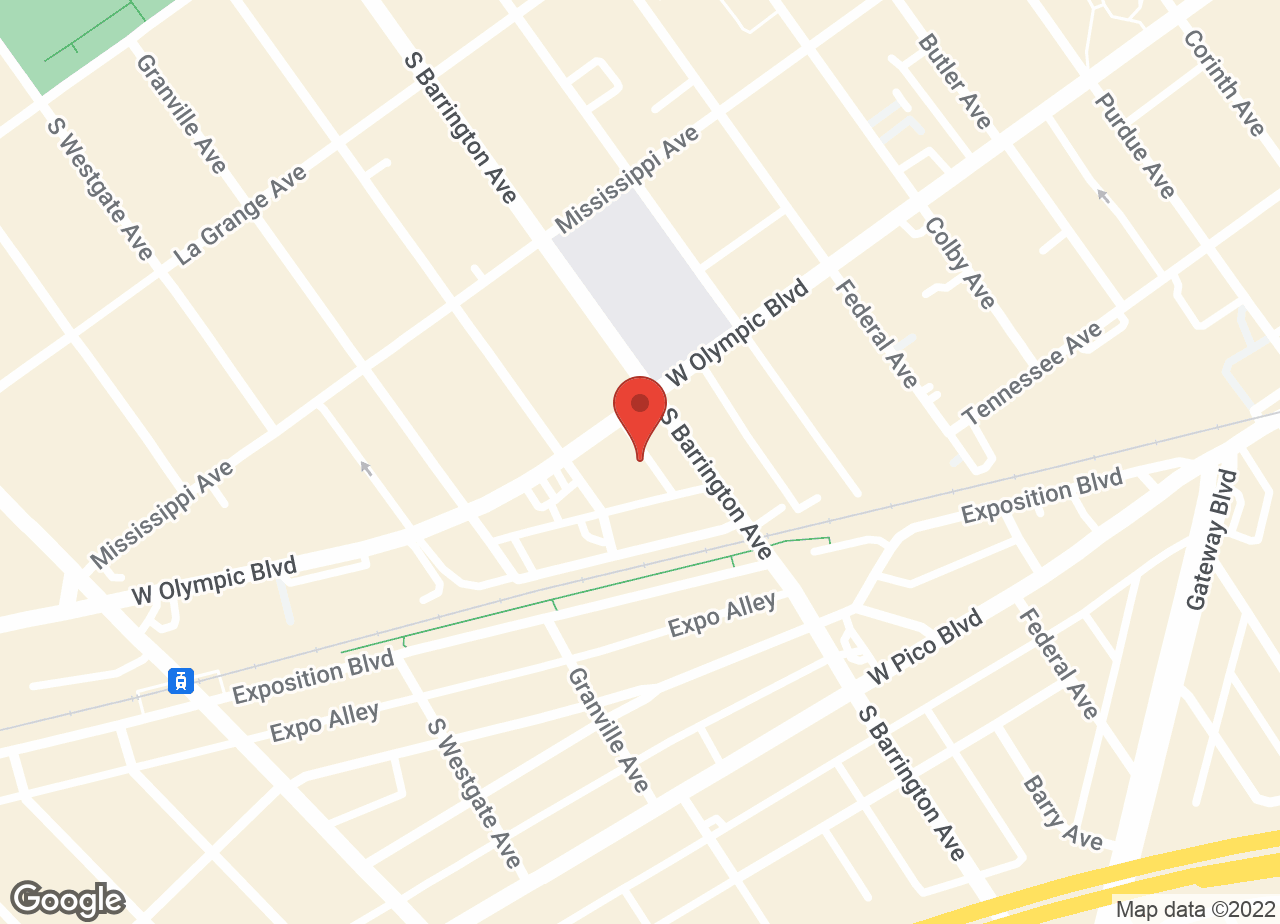 Google Map of VCA Brentwood Animal Hospital