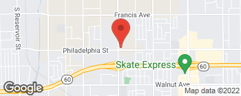 Map of 4514 Philadelphia St in Chino