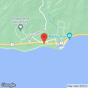 Map of Verizon Authorized Retailer – Victra at 23755 Malibu Rd, Malibu, CA 90265