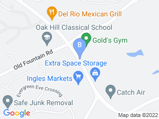 Map of Apalachee Ridge Animal Hospital Dog Boarding options in Dacula | Boarding