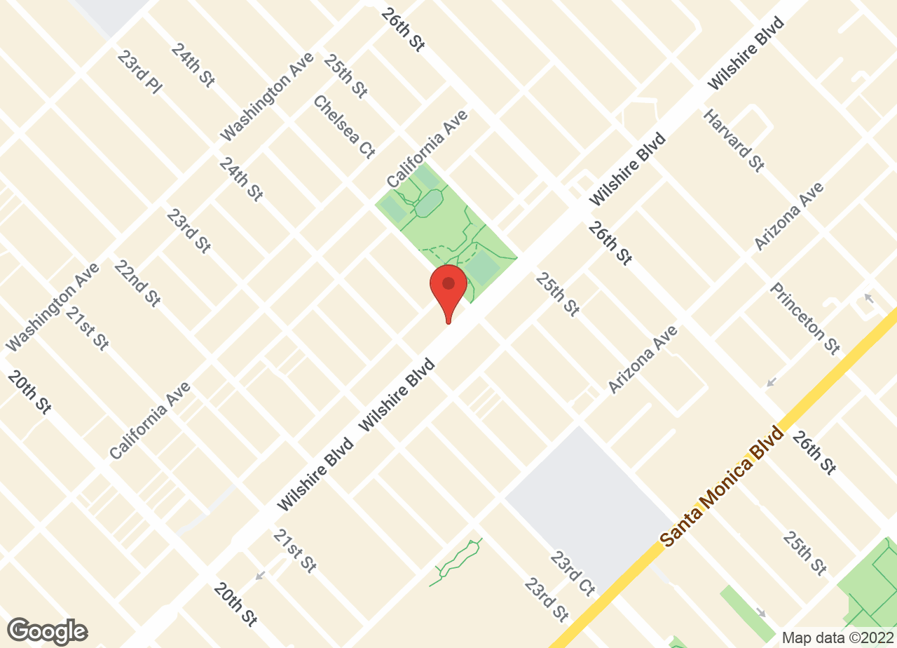 Google Map of VCA Wilshire Animal Hospital