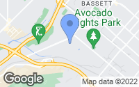 Map of La Puente, CA