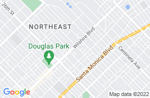 Santa Monica Mattress Store Location Map