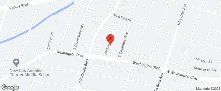 1866 Alsace Avenue Los Angeles CA 90019